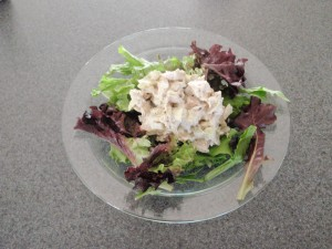 Day After Thanksgiving Turkey Salad