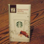 Starbucks Peppermint Mocha Latte Via