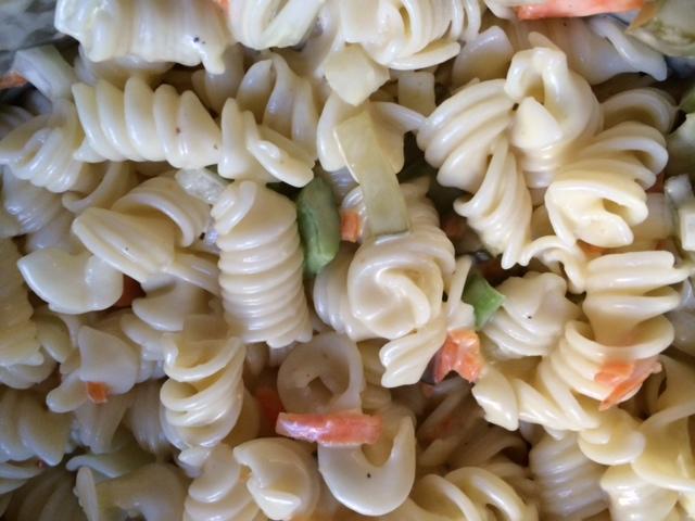 Gluten-Free Soy-Free Vegan Macaroni Salad