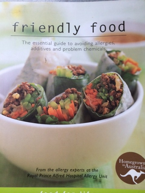 Low Allergen Low Salicylate FailSafe Cookbook