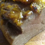 Soy-Free gluten free low salicylate Mango ginger pork tenderloin